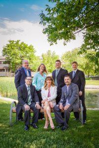 mortgage lending team